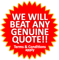 Image result for we will beat any quote